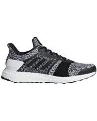 adidas Ultraboost St Black White