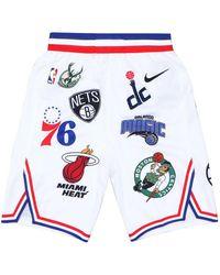 Supreme Nike/nba Teams Authentic Short - ホワイト