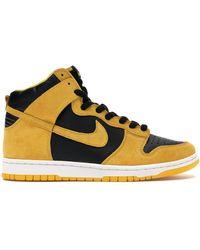 Nike - Sb Dunk High Iowa - Lyst