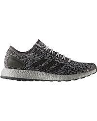 adidas - Pureboost 2017 Silver - Lyst