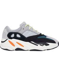 adidas - Yeezy Boost 700 Wave Runner Solid Grey (kids) - Lyst