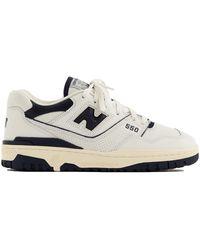 New Balance - 550 Aime Leon Dore White Navy - Lyst