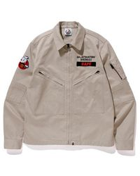 A Bathing Ape X Ghostbusters Baby Milo Shirt - Natural