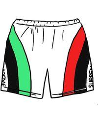 Supreme Milan Sweatshort - White