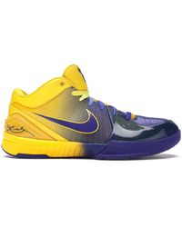 Nike Kobe 4 Four Rings - Blue