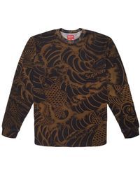 Supreme - Waves L/s Top - Lyst