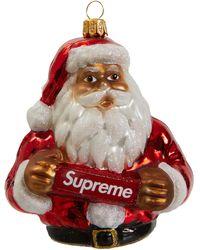Supreme - Santa Ornament - Lyst