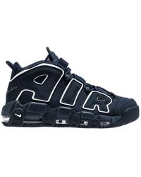 Nike Air More Uptempo Obsidian - Blue