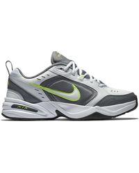 Nike Air Monarch Iv Training Shoe - Grey