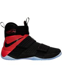 the best attitude 47915 41861 Nike Lace Lebron Soldier Xi Flyease (extra-wide) Basketball ...