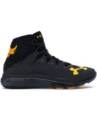 Under Armour The Rock Delta Black Yellow