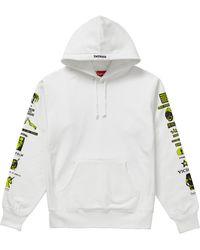 Supreme - Menace Hooded Sweatshirt - Lyst