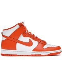 Nike - Dunk High Syracuse (2021) - Lyst