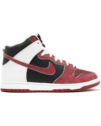 best cheap 39d50 af412 Nike Dunk Sb High Mork & Mindy in Red for Men - Lyst