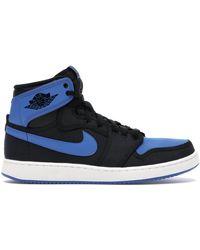 Nike 1 Retro Ajko Royal - Blue