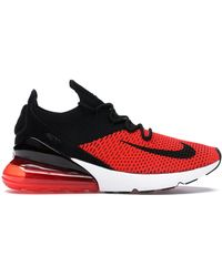 Nike Air Max 270 Flyknit Bred