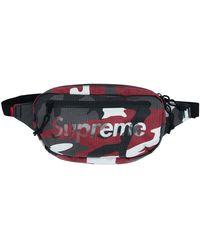 Supreme Waist Bag (ss21) - Red