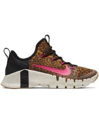 Nike Free Metcon 3 Sneakers - Brown