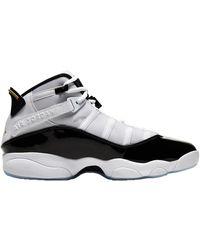 Nike Jordan 6 Rings 'paint Splatter' - White