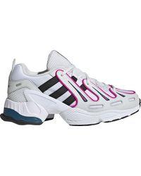 adidas - Eqt Gazelle Crystal White Shock Pink (w) - Lyst
