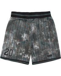 Supreme Dyed Basketball Short - ブラック