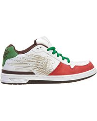 Nike Paul Rodriguez Zoom Air Elite White/sport Red