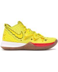 Nike Kyrie 5 Spongebob Squarepants - Yellow