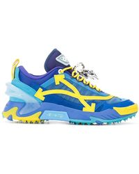 Off-White c/o Virgil Abloh - Odsy-2000 Blue Yellow - Lyst
