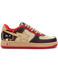 A Bathing Ape A Bathing Ape Sta Kanye West College Dropout - Brown