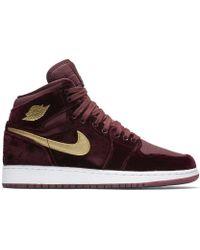 9b79670e3c4a Nike Jordan Horizon Low Night Maroon   White Gym Red Ankle-high ...