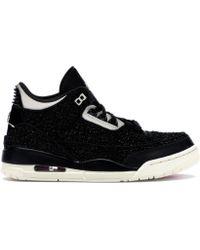 online store 54da1 698fb Nike - 3 Retro Awok Vogue Black (w) - Lyst