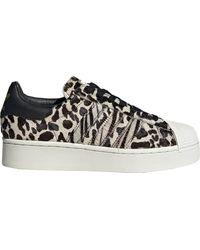 adidas - Superstar Bold Leopard (w) - Lyst