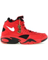 Nike Air Maestro Ii Qs 'think 16' Shoes - Size 9 - Red