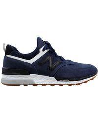 New Balance 574 Sport - Blue