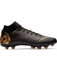 Nike - Mercurial Superfly 6 Academy Mg Black Gold - Lyst
