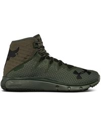Under Armour The Rock Delta Downtown Green