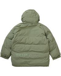 Supreme - Gore-tex 700-fill Down Parka (fw20) - Lyst