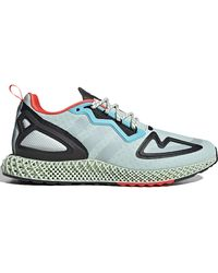 adidas Zx 2k 4d Sneakers - Green