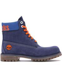 "Timberland - 6"" Nba Knicks - Lyst"