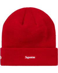 Supreme - New Era S Logo Beanie (fw 19) - Lyst