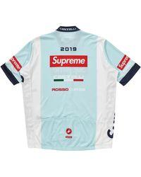 Supreme Castelli Cycling Jersey - Blue