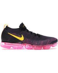 lowest price ee4e7 abdd5 Nike Cotton Air Vapormax Utility Black Pink Blast for Men ...