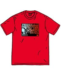 Supreme Hnic Tee - Red