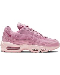 Nike Air Max 95 Pink Suede (w) - ピンク