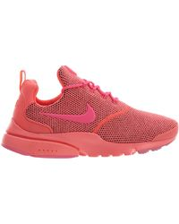 Nike Presto Fly Se Hot Punch Pink Blast (w)