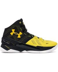 Under Armour Ua Curry 2 Long Shot - イエロー
