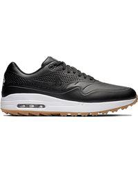 Nike Air Max 1 G Golf Shoe - Black