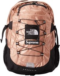 Supreme The North Face Metallic Borealis Backpack - Multicolor