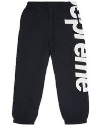Supreme - Spellout Track Pant - Lyst