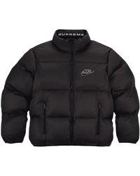 Supreme - Nike Reversible Puffy Jacket - Lyst